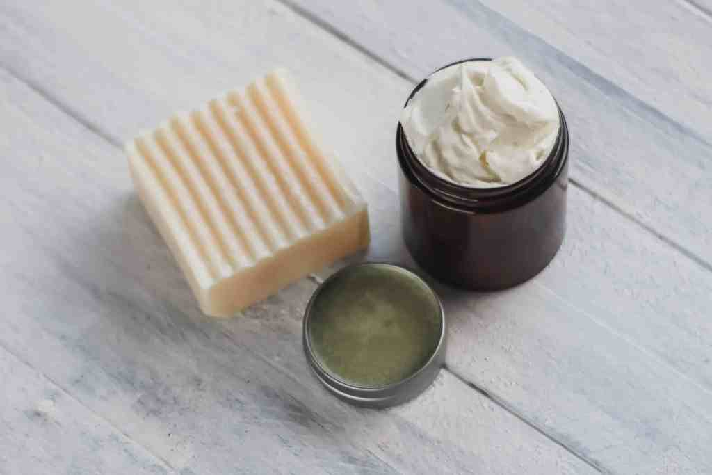 Tallow or lard for soap making