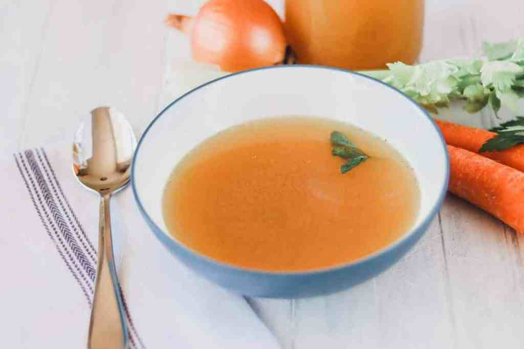 Nourishing Traditions chicken bone broth