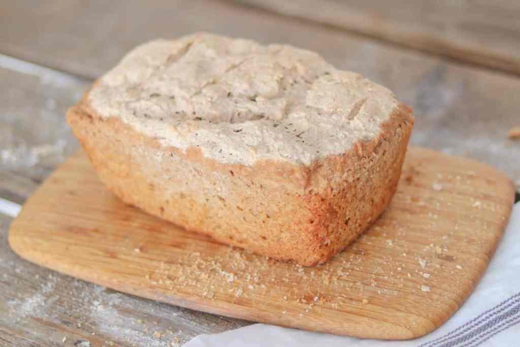 Healthy sourdough bread