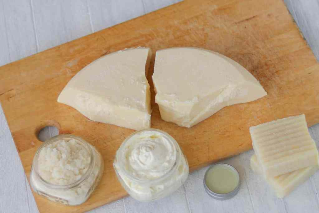 Tallow skincare recipes