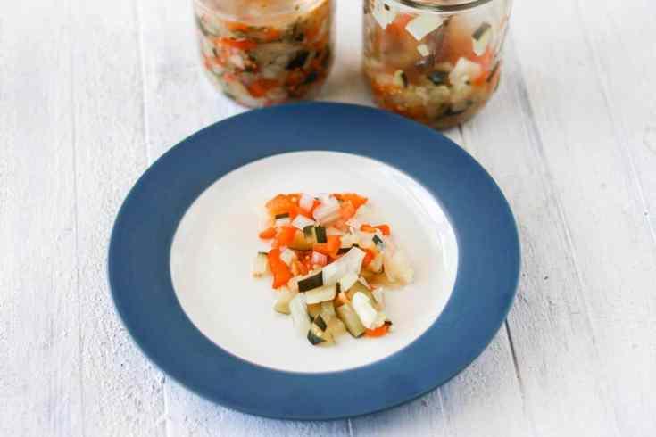 Zucchini relish recipe lacto fermented