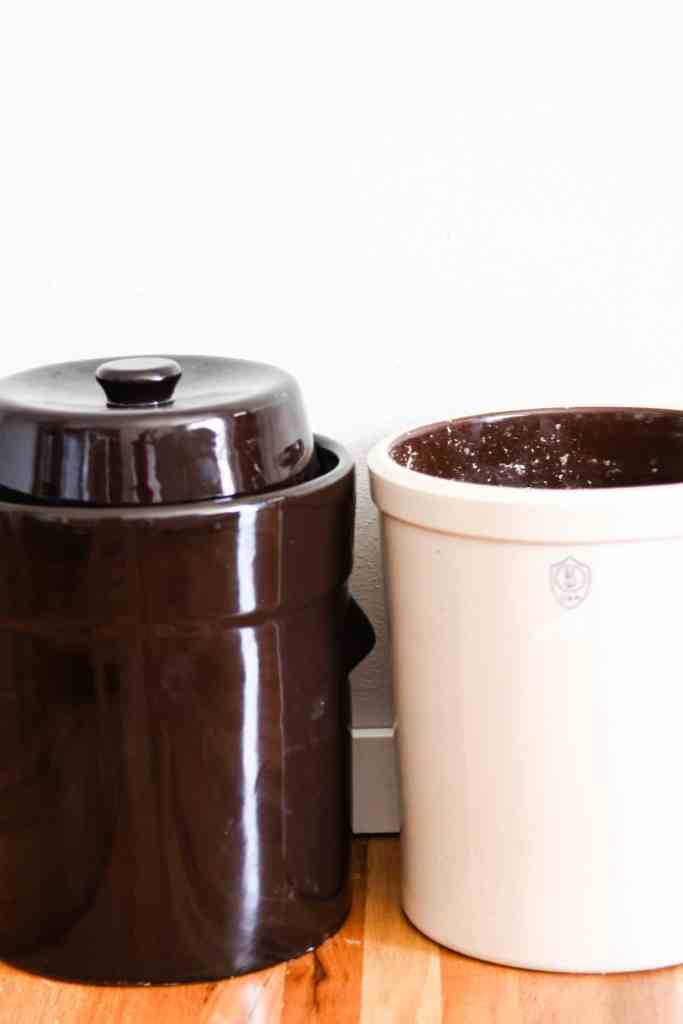 Fermentation crock review