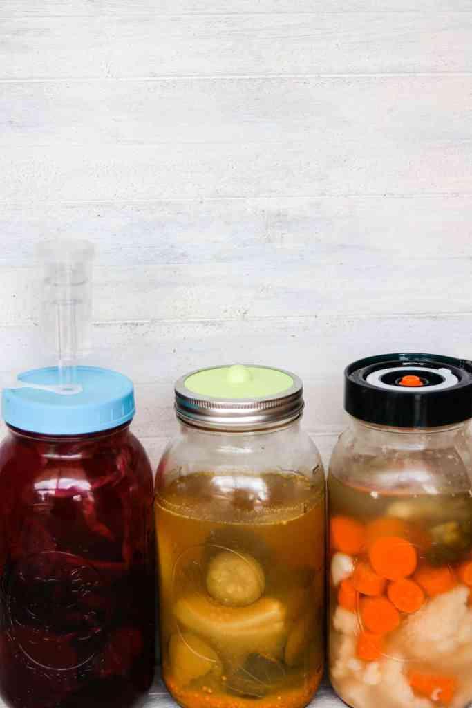 How to choose fermentation lids