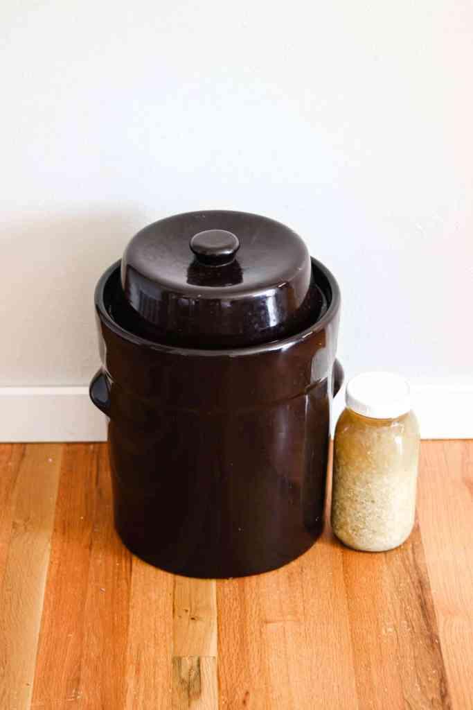 How to make sauerkraut at home