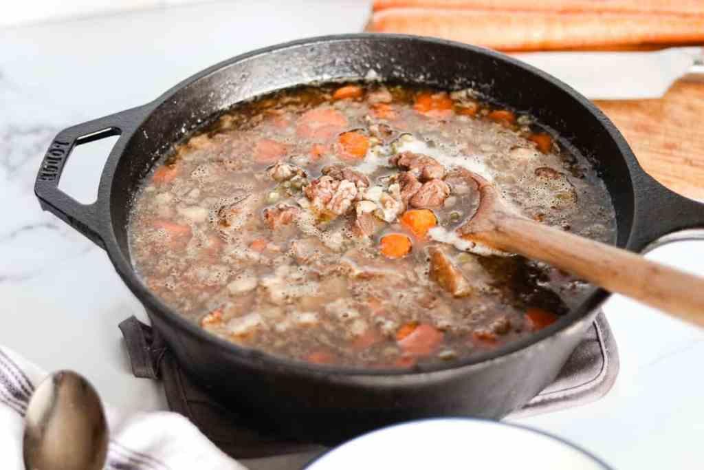 GAPS diet beef soup recipe