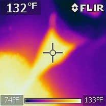 thermal image
