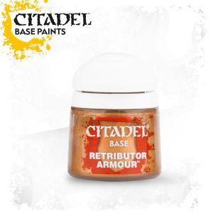 Retributor Armour Citadel base paint