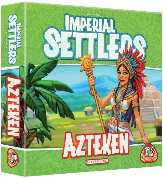 imperial settlers azteken