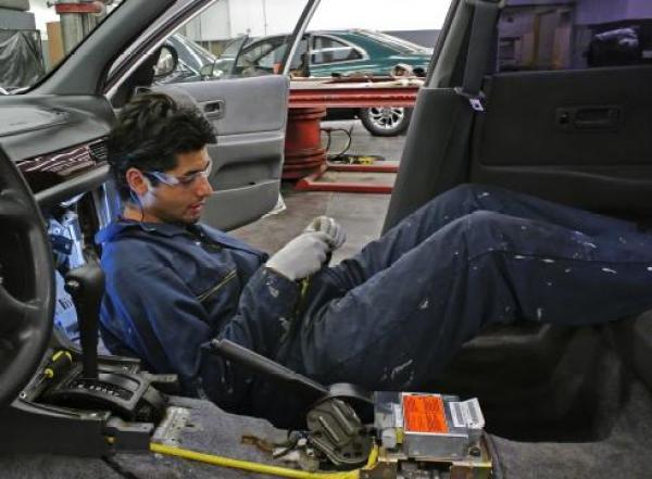mechaniclounging