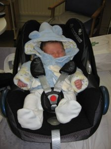 Ciaran baby carseat