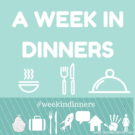 Week in Dinners - Mid-January 2019