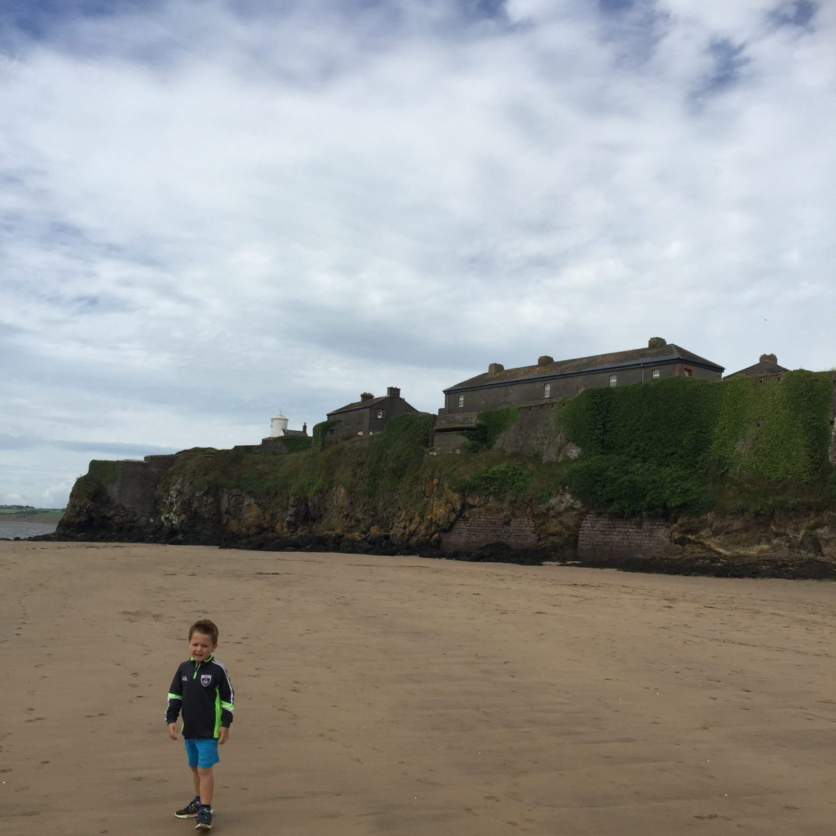 Bumbles Family Travels: Duncannon Fort