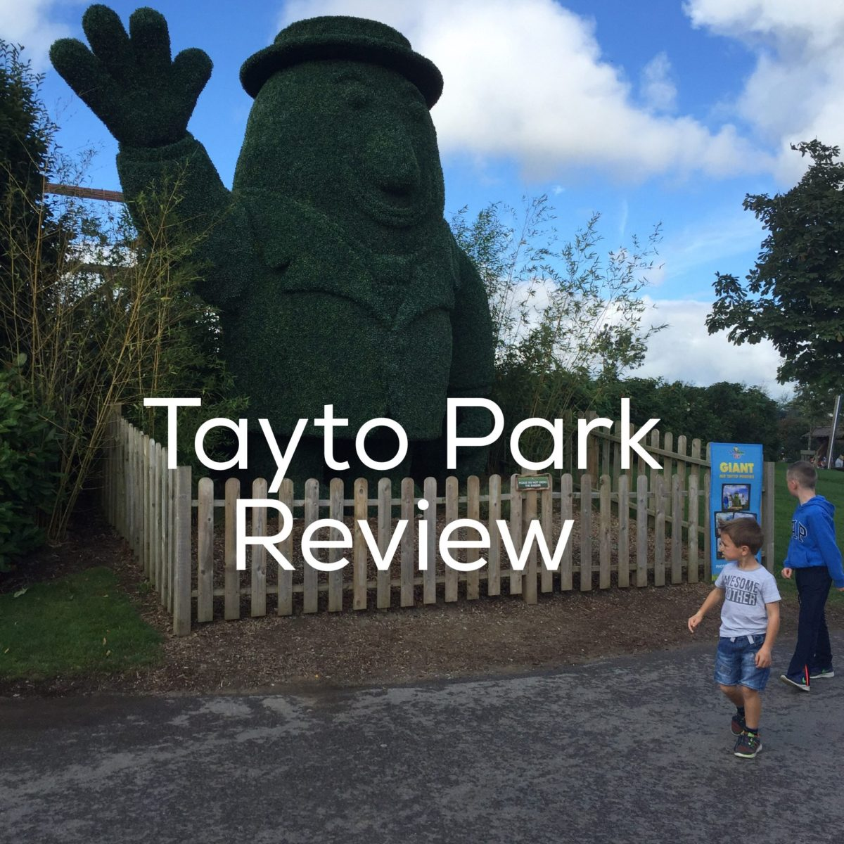 Bumbles Family Travels: Tayto Park