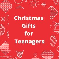 Christmas Gift Guide: What to Buy Teenagers