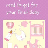 What you REALLY need to get for your First Baby