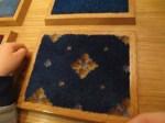 Ciaran found Granny's carpet!