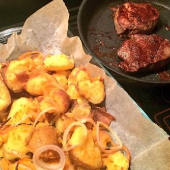 cara steak