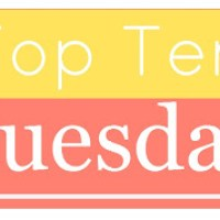 Top Ten Tuesday {5}: REWIND! Top 10 Favourite Places To Read