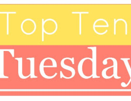 Top Ten Tuesday {31}: Top 10 Goals/Resolutions For 2015!