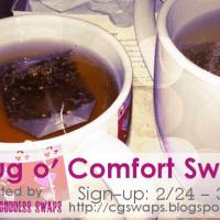 It's Swappin' Time: Chaotic Goddess Mug o' Comfort Swap!