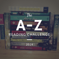 The A-Z Reading Challenge 2014!