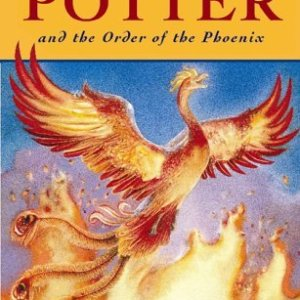 #ReRead2015 Review: Harry Potter and the Order of the Phoenix by JK Rowling