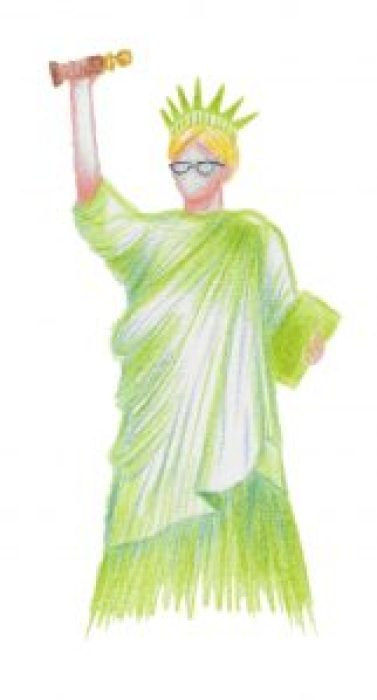 Streep Speech Main Illustration2