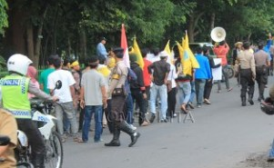 Perampasan Tanah PT AMG dan Aksi Menolaknya 06