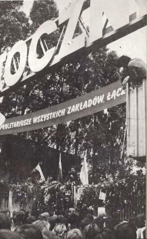 Revolusi Buruh di Polandia 05 Gdansk