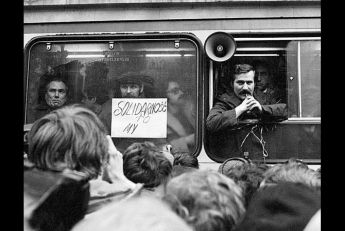 Revolusi Buruh di Polandia 06 Solidarnosc
