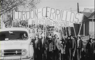 Revolusi Chile 03 Cordon Cerrilos - Dewan Koordinasi Dewan Buruh