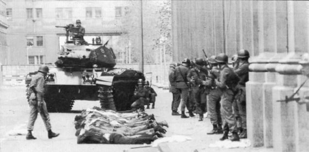 Revolusi Chile 11 Kudeta Militer Pinochet