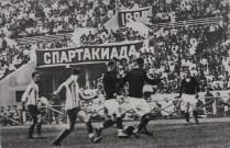 Spartakiad 30 - Pertandingan Sepakbola Ukrainia vs Finlandia - 1928