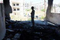 Palestina - Rumah Warga yang Dirusak Israel 01