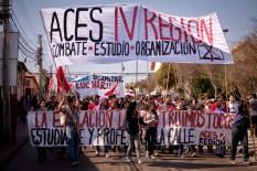 Aksi Pelajar Mahasiswa Chile 05