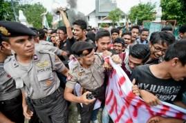 Demo Mahasiswa Aceh