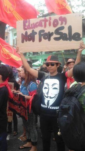 Mahasiswa Burma 17