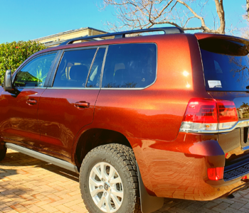 Landcruiser Paint Protection Services Bumpaman