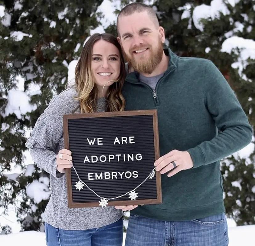 Why Embryo Adoption/Donation?