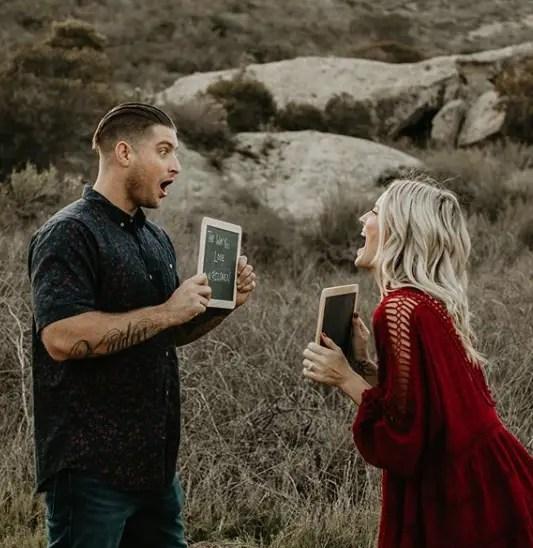 Ashleigh's Pregnancy Reveal