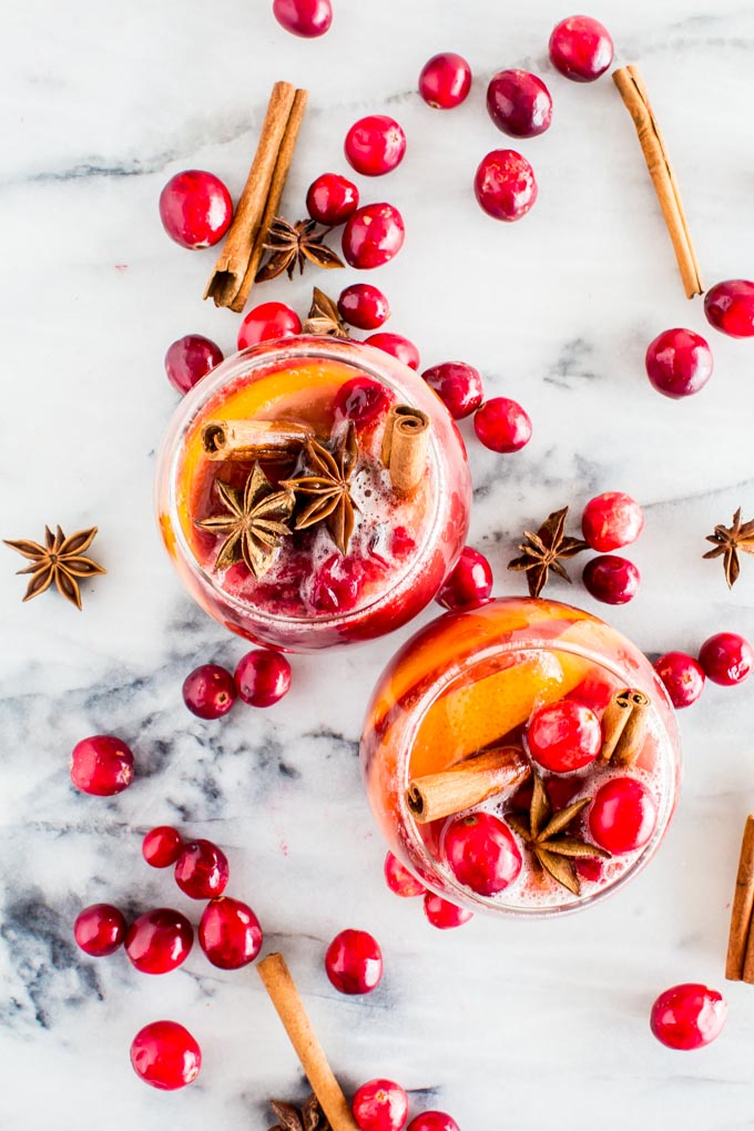 5 Non Alcoholic Christmas Mocktails For The Pregnant Mama