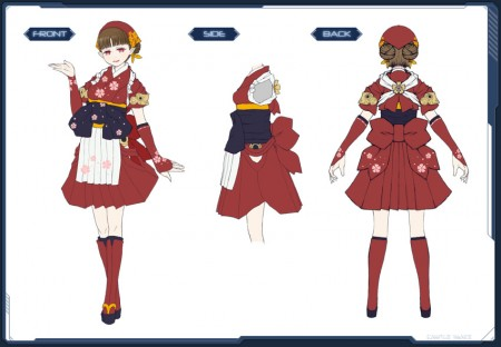 Tea House Uniform