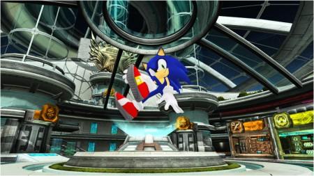The Sonic Lobby