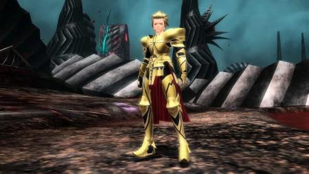 Gilgamesh Armor