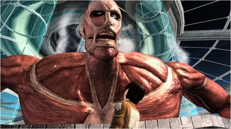 Attack on Titan Lobby 1