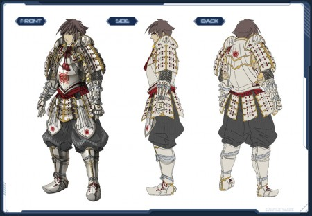 Pristine Grand Armor