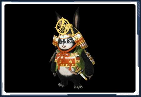 Warrior Lilipan