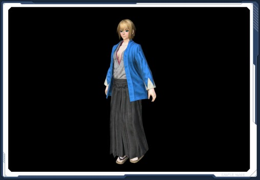 Shinsengumi Captain's Haori F