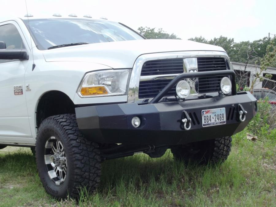 medium resolution of panther bullnose front bumper
