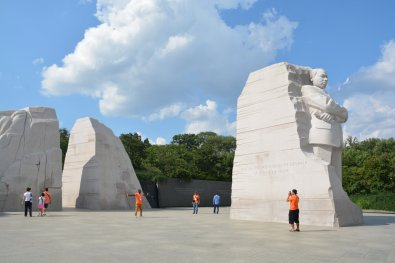 Martin Luther King MemorialL
